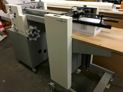 FGT Graphics Germany - Folding machine