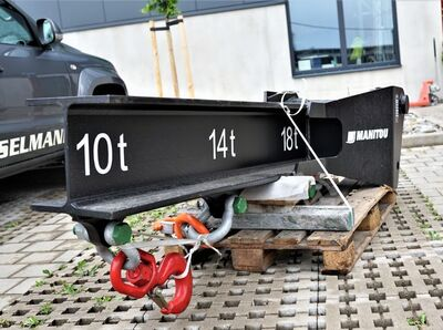 Manitou P18T / Serie: 53011885