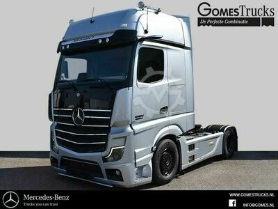 Mercedes-Benz Actros 1863 LS 4x2 EDITION ONE FULL OPTION MIR