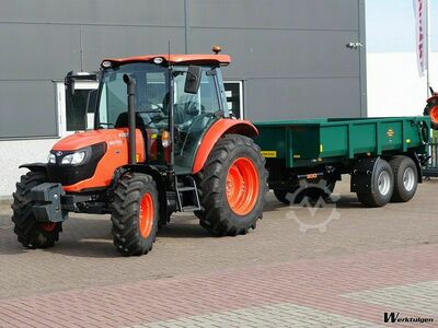 Agricultural tipper 08 tons