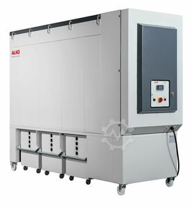 Pure air extractor