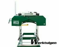 Woodland Mills HM 130 MAX tree saw