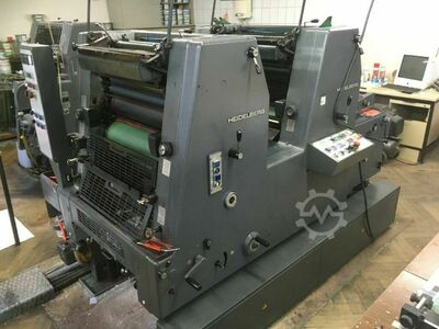 FGT Graphic Machinery - 2-color Offset