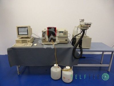 Perkin-Elmer Model 3110 AS-60 Autosampler