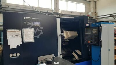 Hwacheon Machinery  HI-TECH 450AL YMC