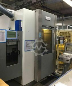 Deckel-Maho, DMG-MORI DMU 50 Evolution Linear