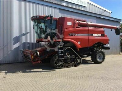 Case-Ih Axial 8230 Raupe