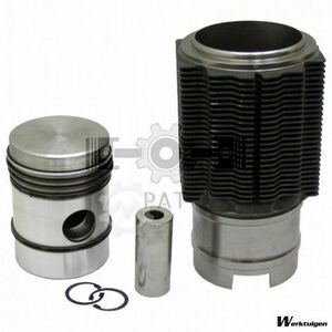 Deutz FL514 Piston and cylinder set