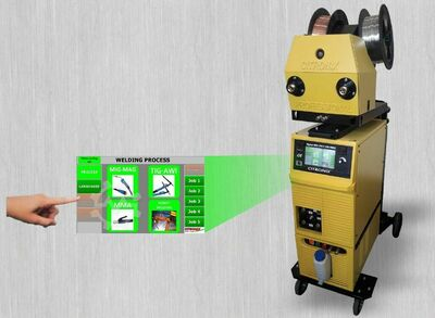 Multifunctional digital welding machine
