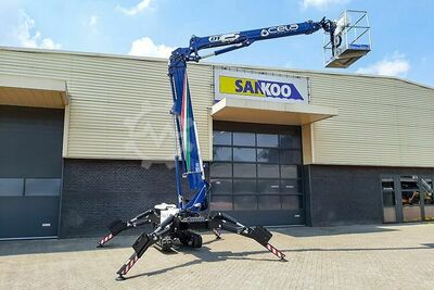 Spannelift | Boom Lift