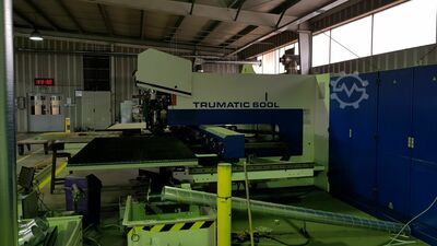 trumpf Trumatic TC 600L 1300