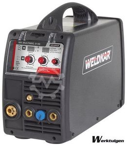 Weldkar Inverter WK MultiMIG 2140MM - 230 v.