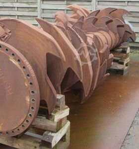 Wellen for Metso/M&J 6000 - 14