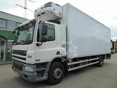 DAF CF 65.220,, Euro 5 Thermo king Spectrum kapot,
