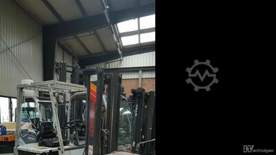 Forklift truck 1.5 tons electric