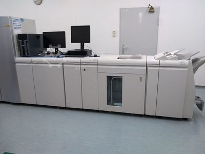 Xerox Colour Press efficient Finishing