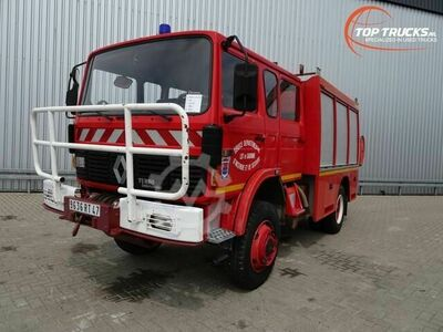 Sonstige/Other Renault S170 4x4 Turbo CAMIVA 3.000 ltr water