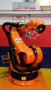 KUKA KR200 Comp 2010 Not Painted