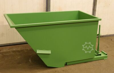 Tipping container new