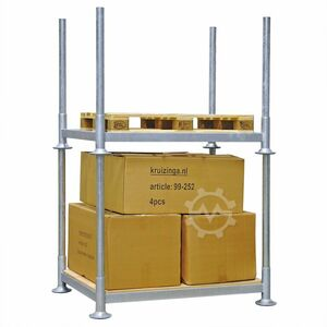 Stacking rack Basis excl. stanchions