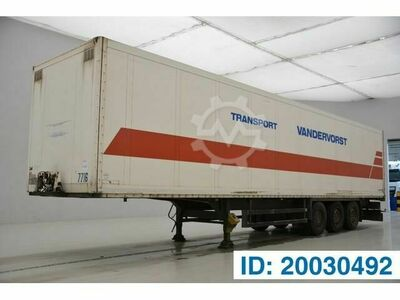 Schmitz Cargobull Box semi trailer