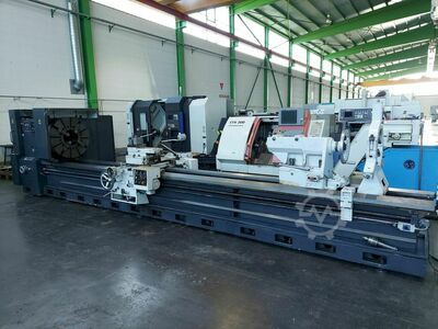 Hollow Spindle Lathe / Oil Country Lathe