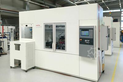 Superfinish Machine LCM