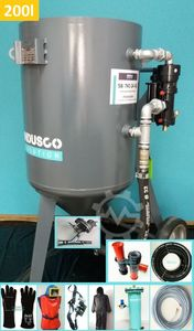 Indusco Solution Oekonomisch 200l