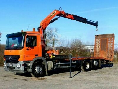 Sonstige/Other Actros 2536 NL