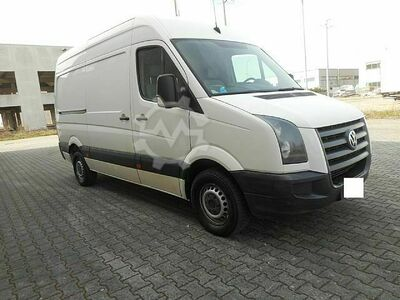 VW Crafter tetto alto