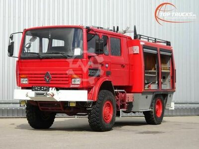 Sonstige/Other Renault 13.S170 4x4 Sides FPT30 feuerwehr fire b