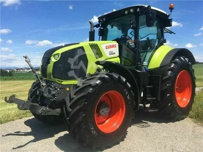 Claas Axion 810 C Matic FPT 6,7L