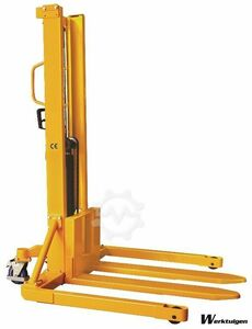 Intralift GT1029 Wide Track Stacker