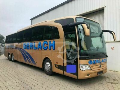Mercedes-Benz O580 17 RHD Mod. 2007 , Analog,Orginal Euro 4