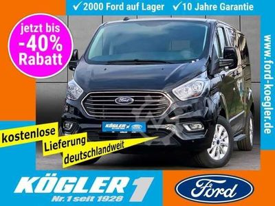 Ford Tourneo Custom 320 L2H1 Shuttle Trend 28%*