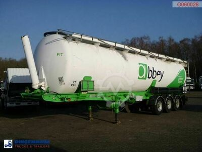 Sonstige/Other Metalair Filliat Powder tank alu 59 m3 (tipping)