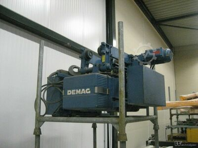 Demag DH EX320 H12 wire rope hoist