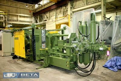 COLD CHAMBER - DIE CASTING MACHINE #4465