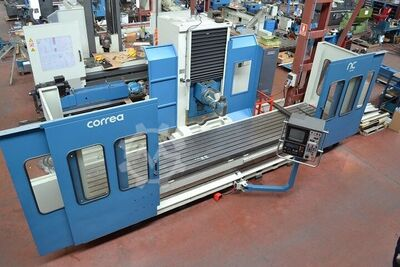 Correa Mobile column milling machine CORREA L30/43 - 7900406L30/43