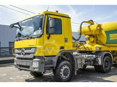 Mercedes-Benz ACTROS 2041 AS MP3 ( EXTRA SEMI LIEBHERR 12M3)