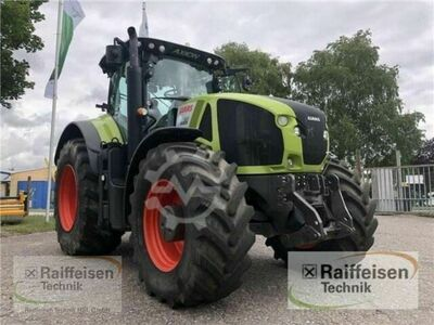Claas Axion 920 Power