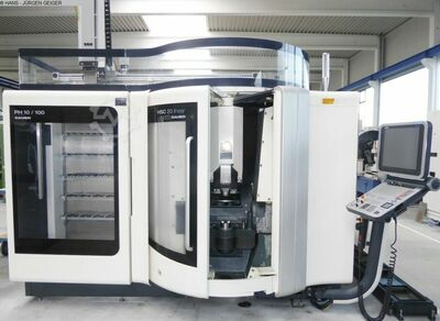 Milling Machining Centers 5 Axis