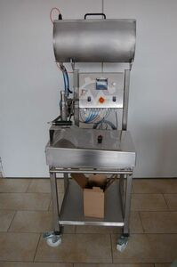 Bag in Box Abfueller
