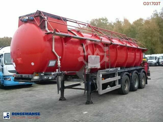 Sonstige/Other Clayton Chemical ACID tank steel 23.7 m3 / 1 comp