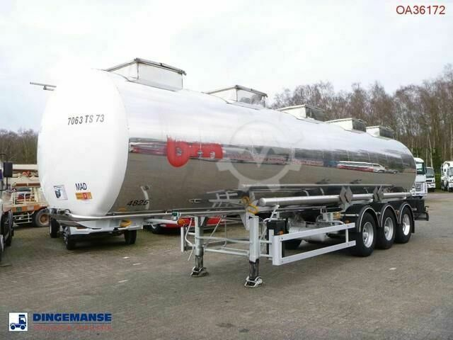 Sonstige/Other BSLT Chemical tank inox 33 m3 / 1 comp