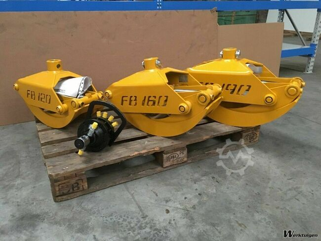 TLS Equipment FTG Forest boomgrijpers