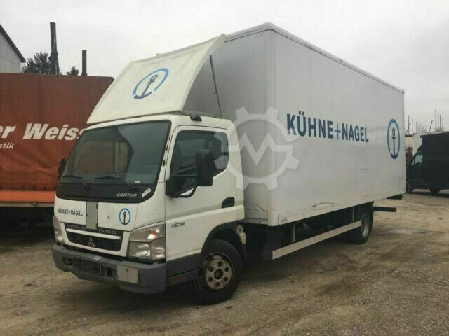 Mitsubishi Canter 7C15, EURO 4, GERMAN, ENGINE PROBLEM