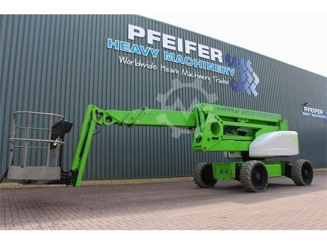 Niftylift HR28 HYBRID Valid inspection, *Guarantee! Hybrid,