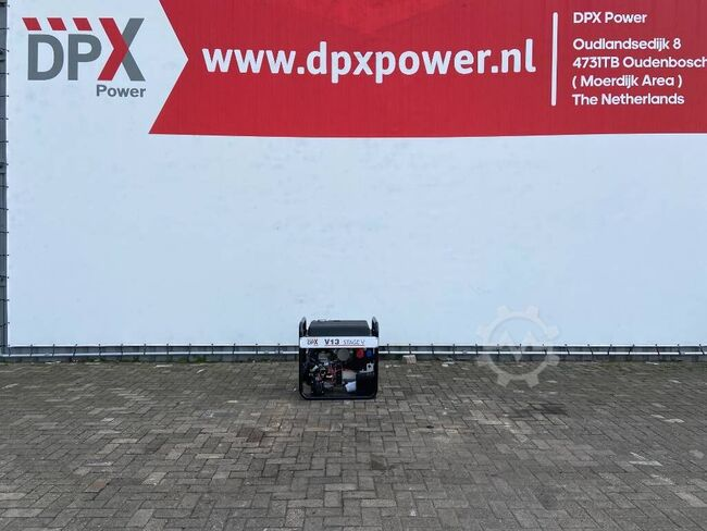 Vanguard 3564 - 13 kVA - Stage V - Generator - DPX-17972
