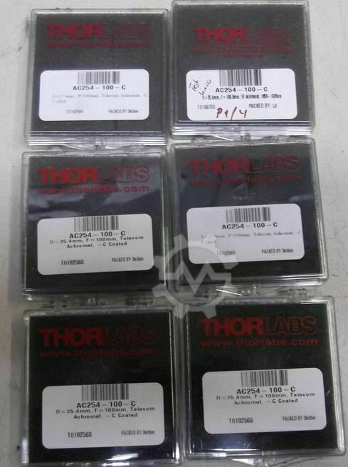 THORLABS AC254-100-C